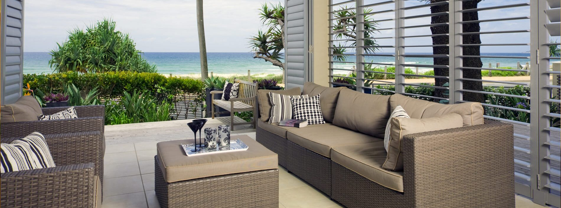 Outdoor Cushions. Custom Furniture ...
