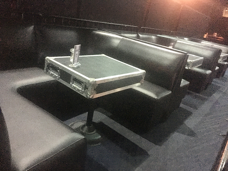 bar booths and tables near me
