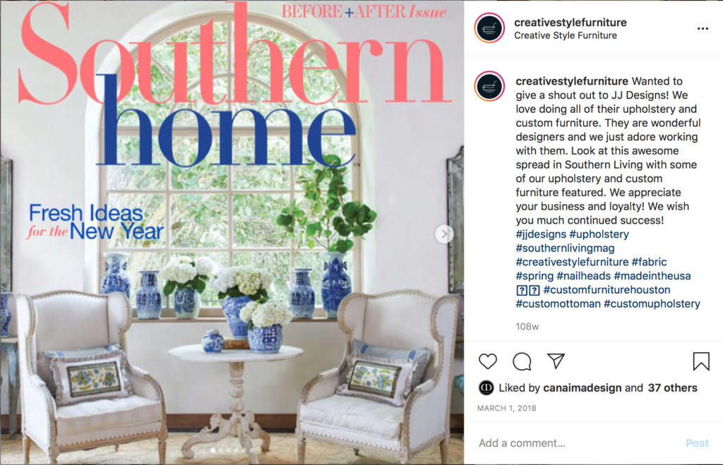 interior design social media influencers